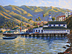 Catalina Yacht Club by Esther J. Williams