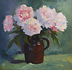 Peonies by MaryAnn Cleary