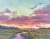 Pink Clouds by Barbara Lussier
