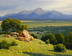 Mount Princeton (From the Old Midland Line) by David Schwindt