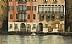 On the Grand Canal by MANFRED GERGER