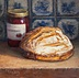 Jam and Bread by LOIS ENGBERG