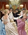 Regency Ball by  Popp Fine Art