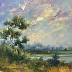 Cove Point Farm by Plein-Air Painters of the Southeast PAPSE