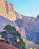 Morning Light - Kolob Canyon, Zion National Park by George Handrahan