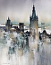 January Day - NYC by Thomas Schaller