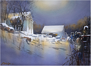 An example of fine art by Thomas W Schaller