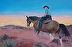 High Plains Drifter by Cecilia Brendel