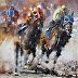 Thoroughbreds Five by Mark Lague
