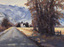 Lamoille Country Road by Kathryn Grider