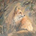 Red Fox Vision by Nancy Bass