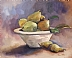 Tuscan Pears by Renee White