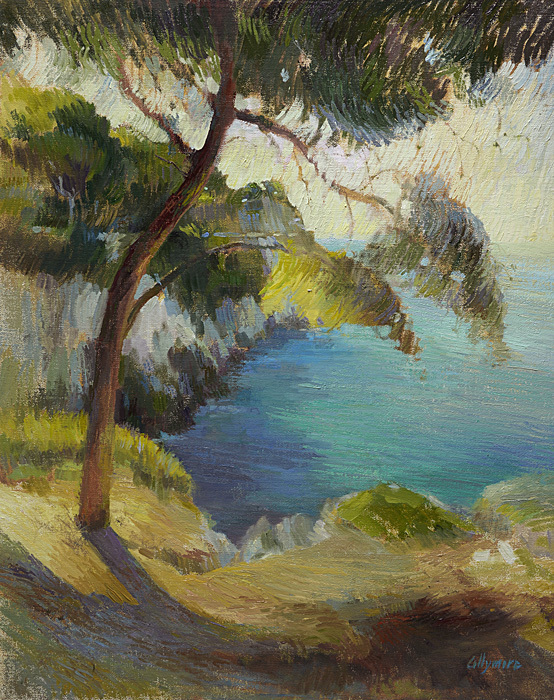 INTERVIEW of French Impressionist Artist VALERIE COLLYMORE by ...