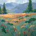 Tarryall Meadow by Laura Reilly