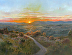 Hill Country Sunset by Cecy Turner