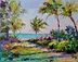 Tropical Path - SOLD by Wendy Norton