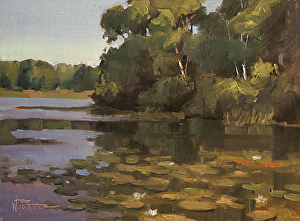 An example of fine art by Walter Porter