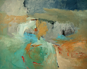 """Wind From the West by Filomena Booth Acrylic ~ 24"""" x 30"""""""