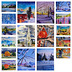 Variety Pack Of Cards by Debbie Aldrich