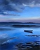 Passing Storm, Harpswell Maine by Ann Johnson
