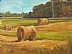 Bales of Gold by Pam Flanders