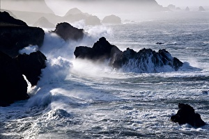 An example of fine art by Gallery Sur Photography of Big Sur, Carmel, Pebble Beach