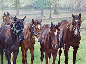 An example of fine art by Linda Eades Blackburn