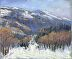Taos Winter by Irena Taylor