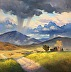Mountain Showers by Gerard Erley