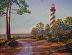 Moms Lighthouse by Charles Gray