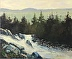Blue Ridge Spring Runoff by Jim Camann