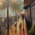Dancing in the Rain by Cheryl Keefer