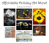 holiday show home page image by California Art League