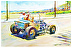 Hot Day for a Hot Rod by Graham Berry