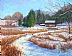 Carversville in Winter by Maggie Leiby