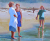 Winter At the Beach by Barbara Noble