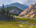 Costilla River--Trout live here (New Mexico) by Jonathan S. Vordermark