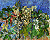 1890-blossoming-chestnut-branches by Leslie Tolbert
