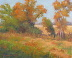 Along the Fence Line by Virginia Carruth