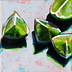 4 Limes by Tracy Wall