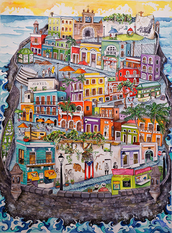san juan puerto rico essay If you're wondering about things to do in san juan puerto rico, this photo essay is a snapshot of the beautiful not-to-be-missed highlights of the island.