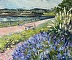 Garden on the Mississippi by Anne Parks
