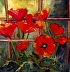 Popping Up Poppies by Karen Avery Miller