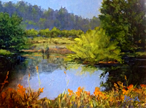 An example of fine art by Barb Smith