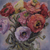 Bouquet of Ranunculus by Pamela Resnick