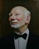 Sir John Gielgud - The Players Club Collection by Trent Eubanks