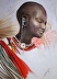 Masaai Maiden -Sharon Rutherford by sharon Rutherford