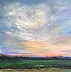 Ethereal Sunset by Susan Abell