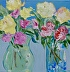 Spring Sisters by Mary Jane Mulholland