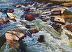 Rocks on the Roaring Fork by Doug Graybeal
